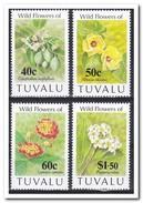Tuvalu 1993, Postfris MNH, Flowers - Tuvalu