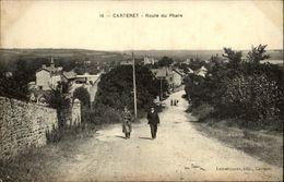 50 - CARTERET - Route Du Phare - Carteret