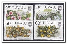 Tuvalu 1984, Postfris MNH, Flowers - Tuvalu