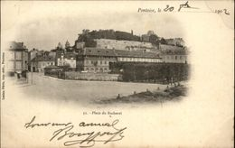 95 - PONTOISE - Carte Nuage - Pontoise