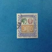 2004 ITALIA FRANCOBOLLO USATO STAMP USED - ALTO VALORE SERIE ORDINARIA 3,00 - - 6. 1946-.. Repubblica