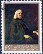 PIA -UNGHERIA: 1967 : Quadri Della Galleria Nazionale Di Budapest : Ferenc Liszt Di Mihaly Muncaksy - (Yv 1896) - Ungheria