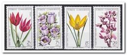 Turkije 1998, Postfris MNH, Flowers - Nuovi