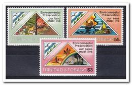 Trinidad & Tobago 1981, Postfris MNH, Environmental - Trinidad En Tobago (1962-...)