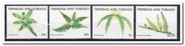 Trinidad & Tobago 1991, Postfris MNH, Plants - Trinidad En Tobago (1962-...)