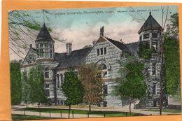Bloomington Ind 1908 Postcard - Bloomington