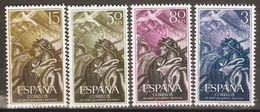 1956 ANIVERSARIO ALZAMIENTO EDIFIL 1187/0 (**) - 1931-Today: 2nd Rep - ... Juan Carlos I