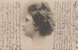 CECILE BARRE  Artiste - Carte Envoyée De Toulouse 13/3/1905 - Artistes