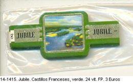Vitolas Jubile. Castillos Franceses . FP (ref. 14-1415) - Vitolas (Anillas De Puros)