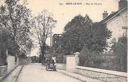 BOIS Le ROI ( 77 ) - Rue De L'Eglise - Bois Le Roi
