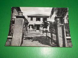Cartolina Villa Rosetta ( Rieti ) - Via Salaria - Albergo Giaccabianca 1970 - Rieti