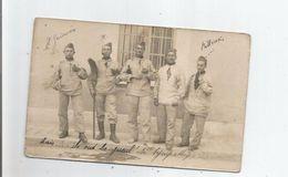 MILITAIRES  FRANCAIS CARTE PHOTO - Regiments