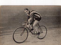 V10639 Cpa  Cyclisme Sprinter Allemand, Moeder - Cyclisme