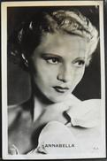 CP. - Suzanne Charpentier, Dite Annabella, Est Une Actrice Française Née Le 14 Juillet 1907 à Paris 9ᵉ - BE - Acteurs