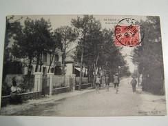 T34  LA BAULE  Avenue Des Lilas 1909 - La Baule-Escoublac