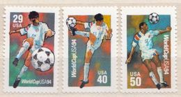 USA MNH Set - World Cup