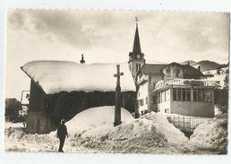 Haute Savoie - 74  - Praz Sur Arly La Prairie Home D'enfants Croix Du Christ - France