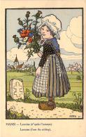 Illustrateur - Hansi - Lorraine D'après L'estampe Et La Poupée - Hansi