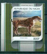 Niger 2017 ' Hors Série Officielle ' MNH*** - Big Cats (cats Of Prey)