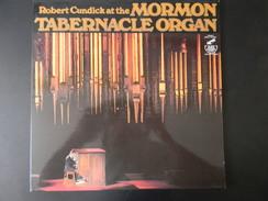 33 TOURS ROBERT CUNDICK CENTURY RECORDS DADD 1040 AT THE MORMON TABERNACLE ORGAN - Instrumental