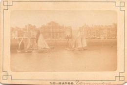 Photo De Bateaux Anotee Le Havre - Lieux
