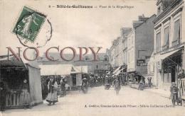 72 - Sillé Le Guillaume - Place De La République - Sille Le Guillaume