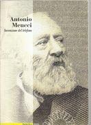 """ITALIA - 2003  FOLDER """" Antonio Meucci"""" - Paquetes De Presentación"""