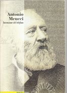 "ITALIA - 2003  FOLDER "" Antonio Meucci"" - 6. 1946-.. República"