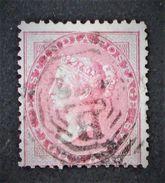 VICTORIA 1855/60 - OBLITERE - YT 8 - Inde (...-1947)