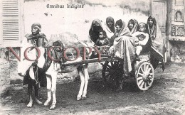 Egypte Egypt -  Omnibus Indigène - Egypte