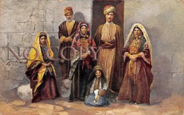 Egypte Egypt - Famille Paysanne De Ramallah - Egypte