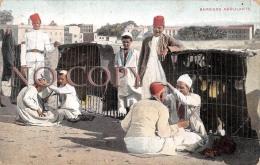 Egypte Egypt - Barbiers Ambulants - 1907 - Egypte