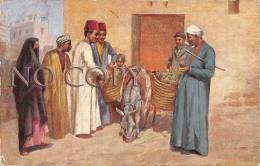 Egypte Egypt - Marchand De Légume - Egypte