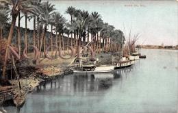 Egypte Egypt - Bord Du Nil - 1909 - Egypte