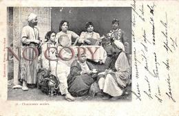 Egypte Egypt - Chanteuses Arabes - Ed. Port Saïd - Egypte