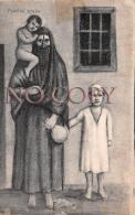 Egypte Egypt - Famille Arabe - Illustration - Egypte