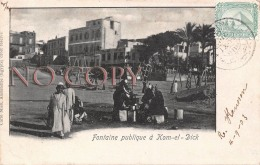 Egypte Egypt - Fontaine Publique à Kom El Dick - 1903 - Egypte