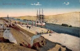 Egypte Egypt - Kantara - The Suez Canal - Egypte