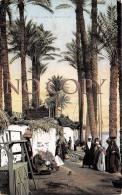 Egypte Egypt - Village Arabe Au Bord Du Nil - Egypte