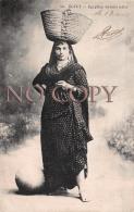 Egypte Egypt - Egyptian Fortune Teller - 1918 - Femme De La Fortune - Egypt
