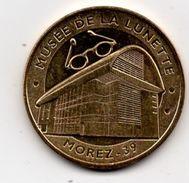 Morez - 39 : Musée De La Lunette (Monnaie De Paris, 2012) - Monnaie De Paris