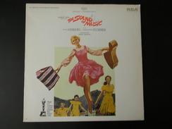 33 TOURS BOF THE SOUND OF MUSIC RCA LSOD 2005 JULIE ANDREWS CHRISTOPHER PLUMMER - Musique De Films