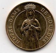 Lourdes - 65 : Notre-Dame (verso : Sainte Bernadette Soubirous) - Touristiques
