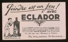 Buvard - ECLADOR - Buvards, Protège-cahiers Illustrés