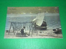 Cartolina Lago Maggiore - Particolare 1910 Ca - Verbania