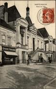 37 - SAINTE-MAURE - Mairie - Epicerie Parisienne - France