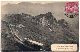 ASCAIN - SARE - LA RHUNE  - Les Croupions De Sal Harri       (98180) - Ascain