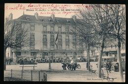 DINAN - HOTEL DE BRETAGNE - Dinan