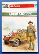 WWII - Militaria - Janus Ledwoch - Afrikakorps - Ed. 1993 - Libri, Riviste, Fumetti