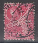 NSW New South Wales - YT 62 Oblitéré - Used Stamps
